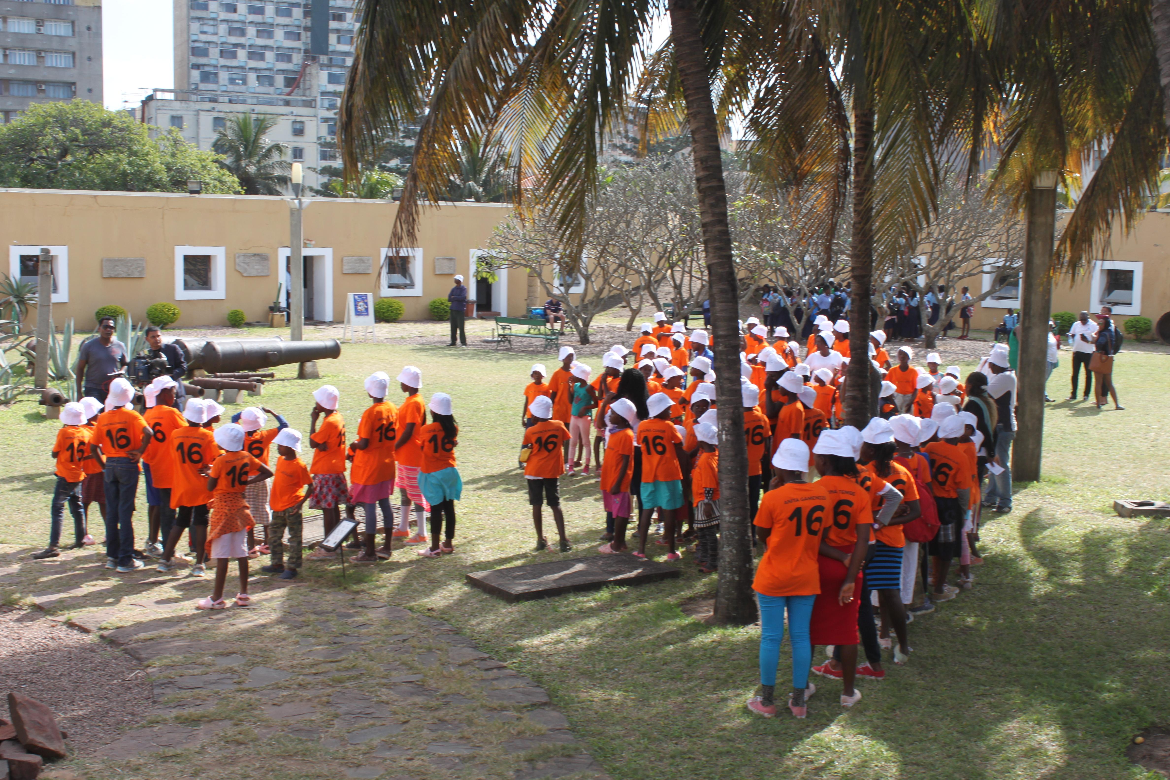 Visita de Estudo a Maputo